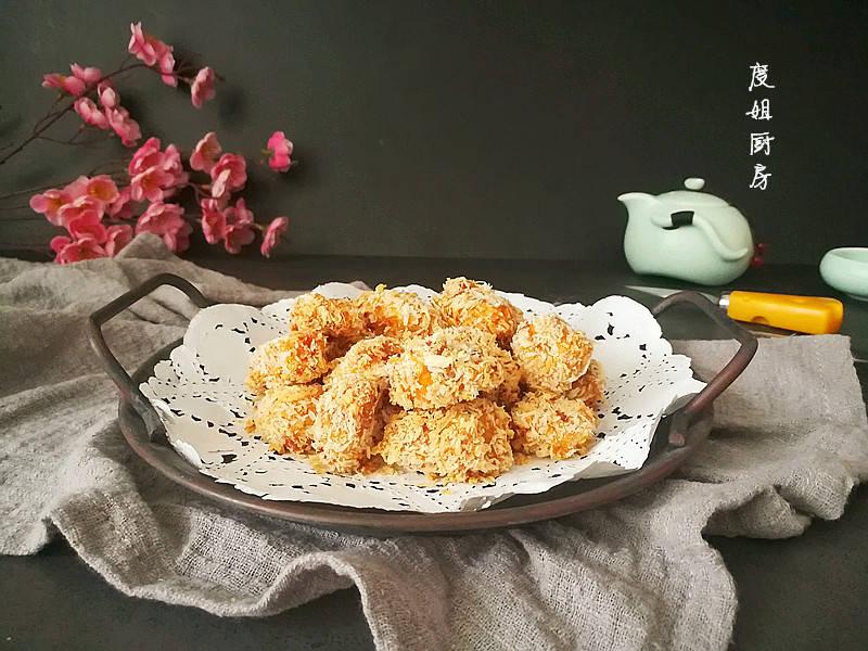 炸鸡米花不用油,这做法营养又健康,低脂又美味,好吃不得了