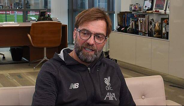 渣叔谈未来:会继续执教利物浦4年 然后回归德国