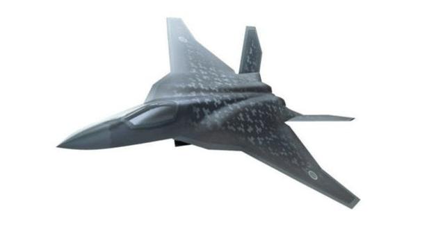 日本要造五代隐形战机,比F22还要强!网友调侃