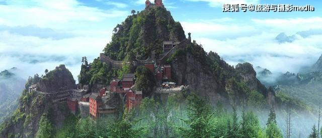 国内最有仙气的山,光门票就要二百多,游客却表示太值了!