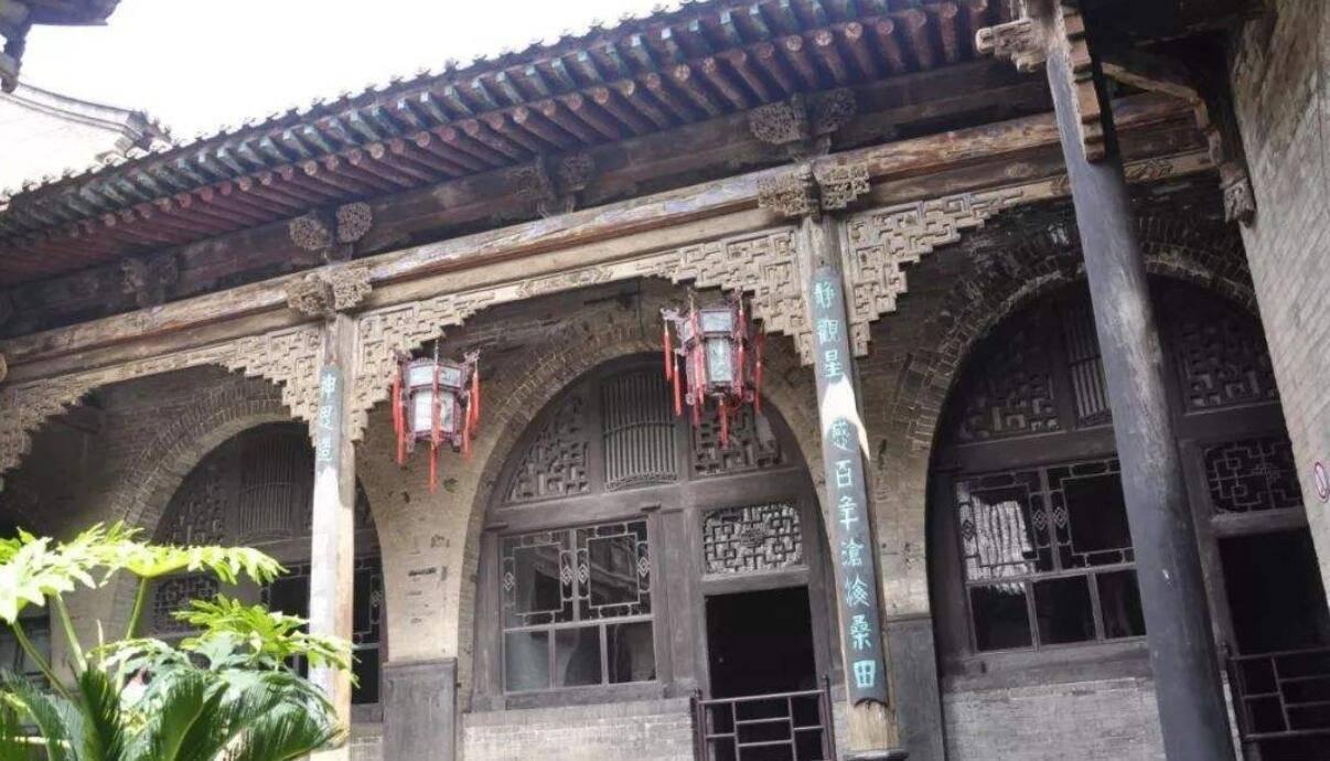 原创 山西静升镇以王家大院旅游带动了第三产业,全镇收入5.2亿元