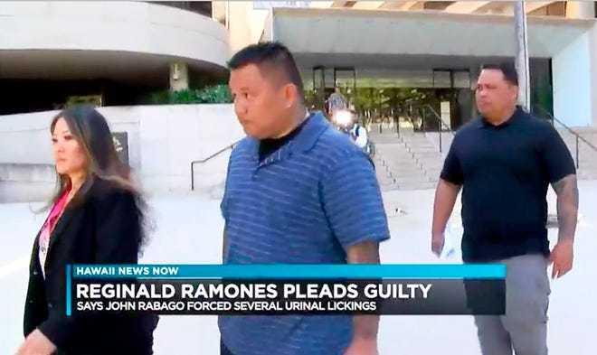 强迫流浪汉舔便池 夏威夷警察被判刑4年