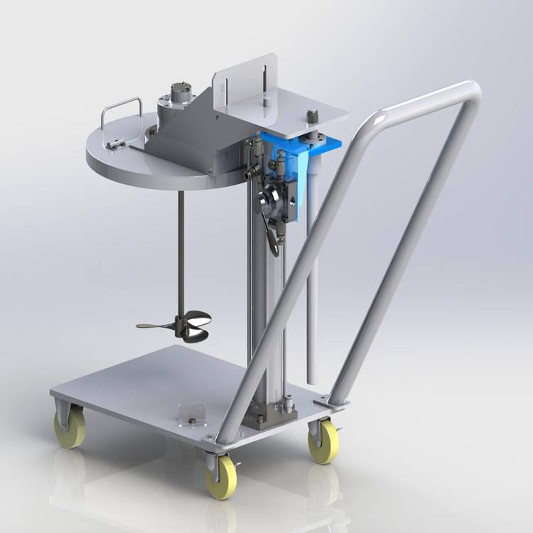 气动搅拌机调养和气动搅拌机制造商如东洪欣