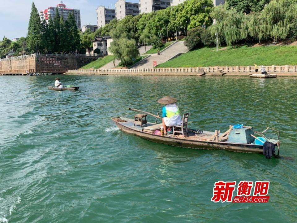 衡阳市渔政部门全天候执法巡查严厉打击违规偷捕行为