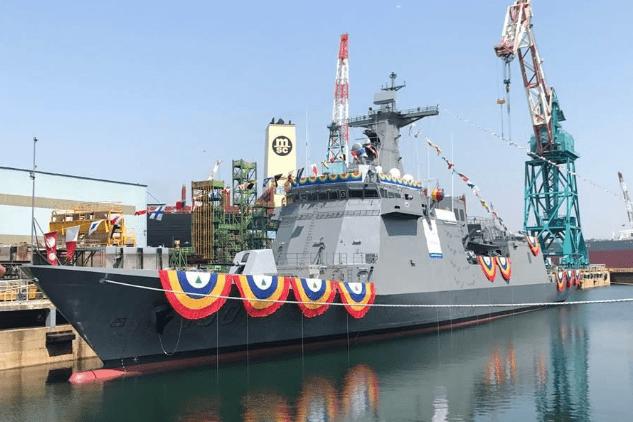 一艘导弹护卫舰到货之后,菲律宾直接翻脸,外长呼吁遵守南海仲裁