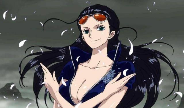 《海贼王》罗宾实力分析:她不是崇文弃武的弱女子,而是被尾田限制能力