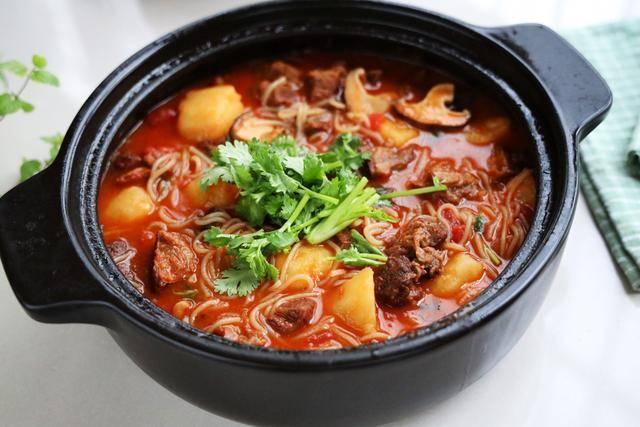 伏天最爱的一锅炖,有肉有菜有汤汁,夏天就吃这一口真够味 ..._图1-12