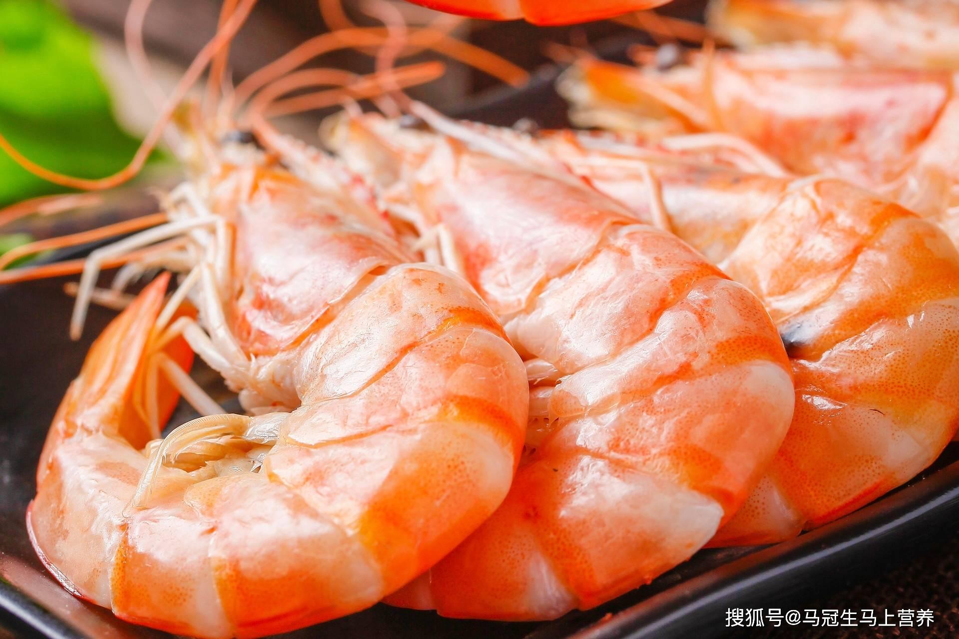 虾的营养富厚富含卵白质和矿物元素、脂肪含量相对低 菜有什么营养
