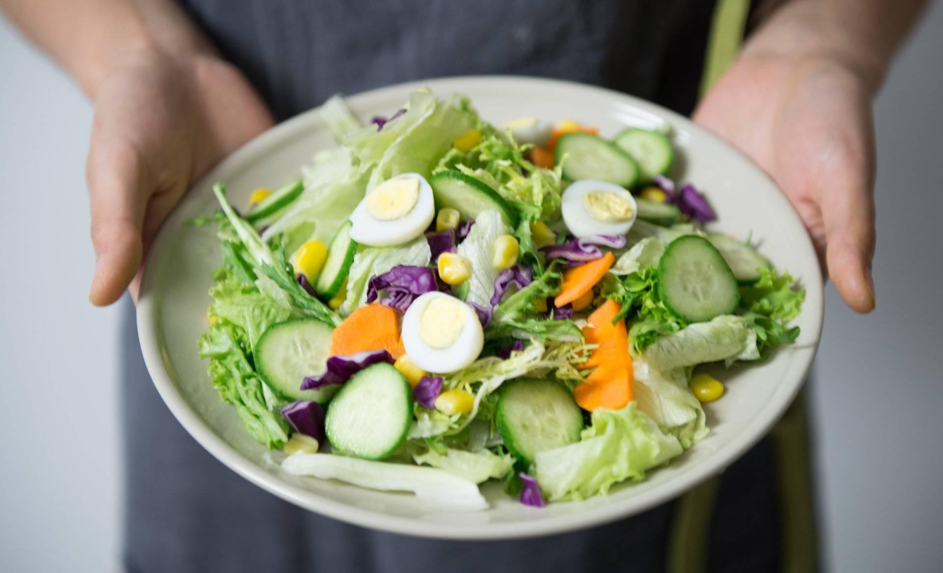 每天吃水煮蔬菜,能不能减肥?