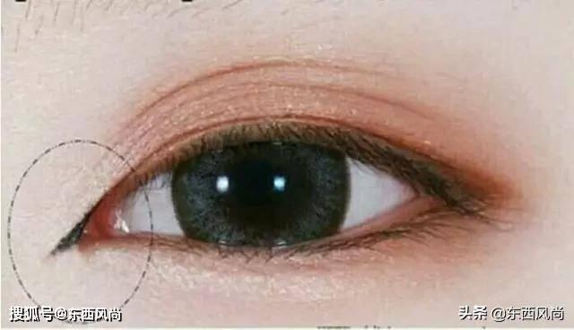 这样化妆,能让眼睛变大变漂亮,看起来五官更立体