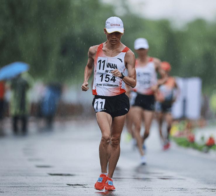 全国竞走邀请赛王凯华夺冠 1小19分46名列世界第八