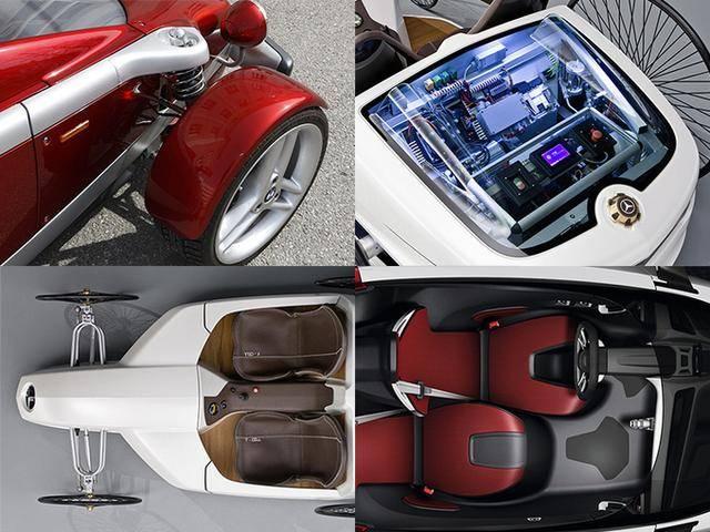 概念车都是科幻风格?BBA这三辆车刷新了你的认知