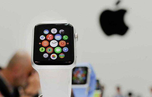 """【苹果手表新增收能量功能,从""""手机种树""""进化到""""手表种树""""】"""