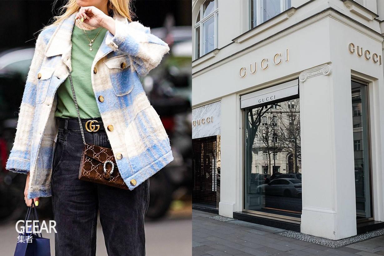 奢侈品牌的阵痛未完:Gucci销售额下跌45%!