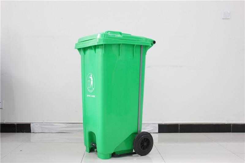 户外环卫垃圾桶为什么要选脚踏垃圾桶(图2)