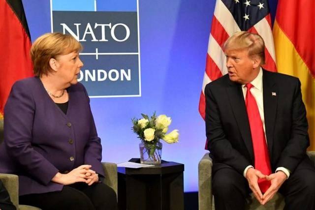 即使耗资几十亿,也要从德国撤军!特朗普又说漏了:柏林拖欠军费_德国新闻_德国中文网