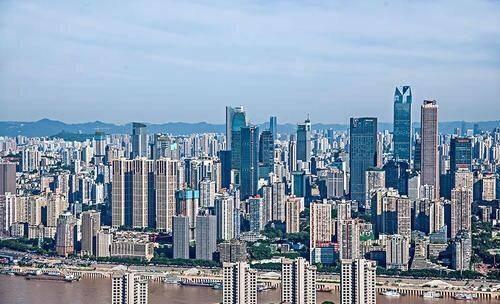 广州北重庆gdp_重庆GDP超广州引发的争议 4大一线的位置,广州尚能坐稳否