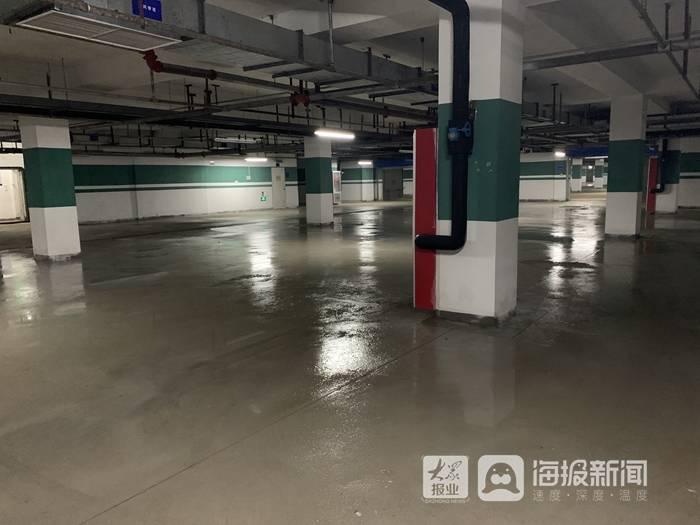 车库渗水、窗户难开东营富力铂悦府房屋质量引业主质疑