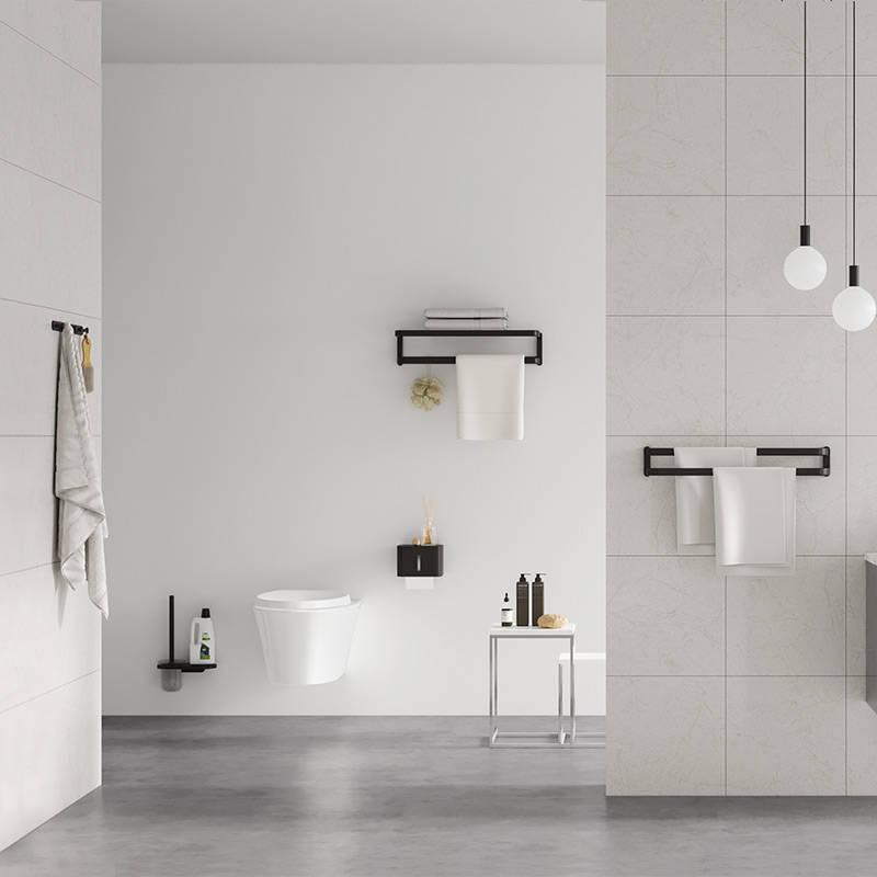 浴室挂件如何提升浴室的