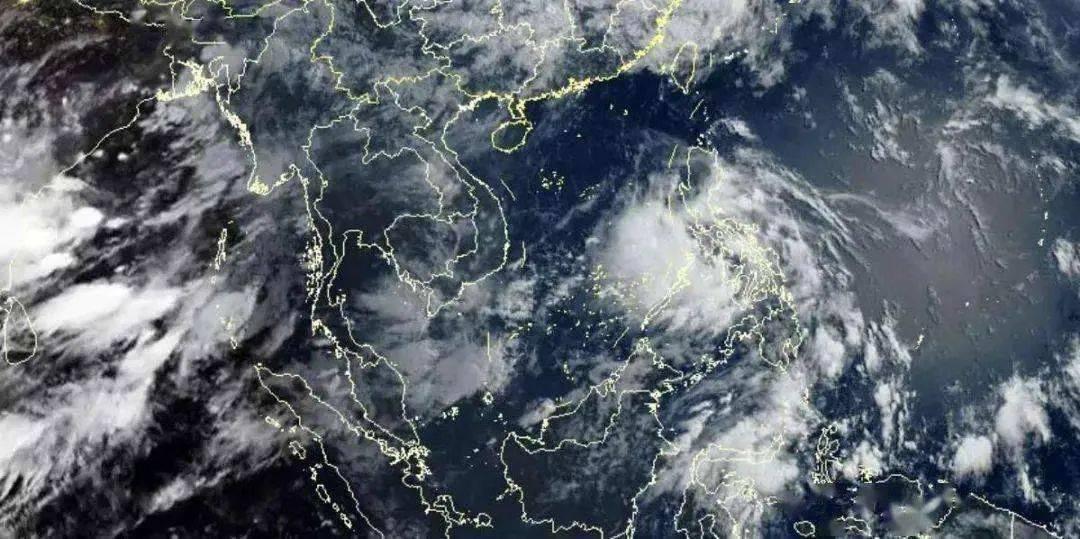71年来第一次7月没有出现过台风
