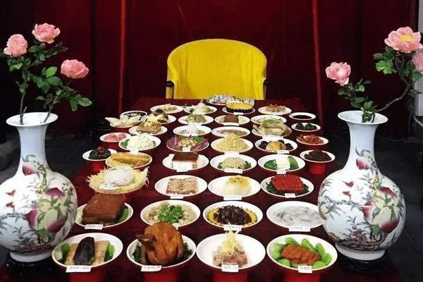 古代皇帝吃的御膳,到底是些什么东西?