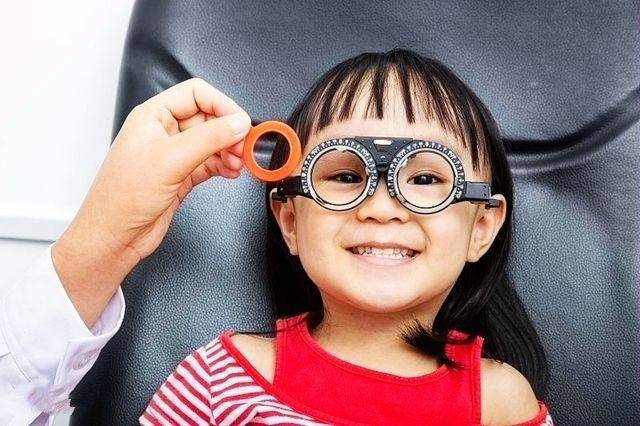 保护孩子视力,家长必备的这些用眼知识,都该牢记