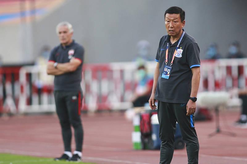 崔康熙在申花铁腕治军初见成效,昔日球队最大刺头,已经被他降服