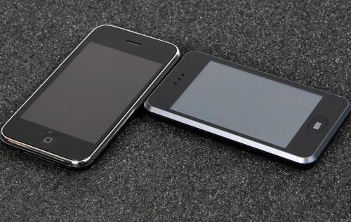 唯一被微软总部收藏的中国手机,曾被视为iPhone抄袭者