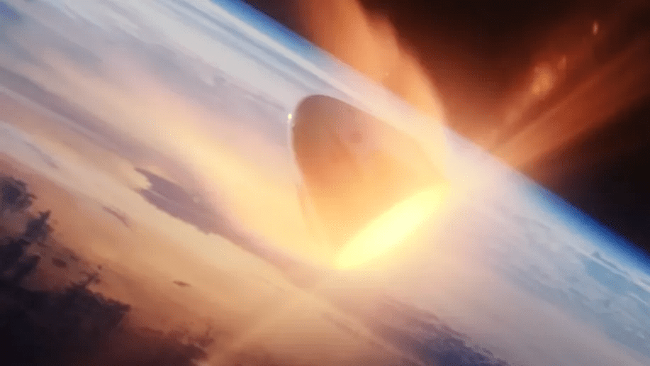 SpaceX载人龙飞船返回地球!59年来首次降落海上