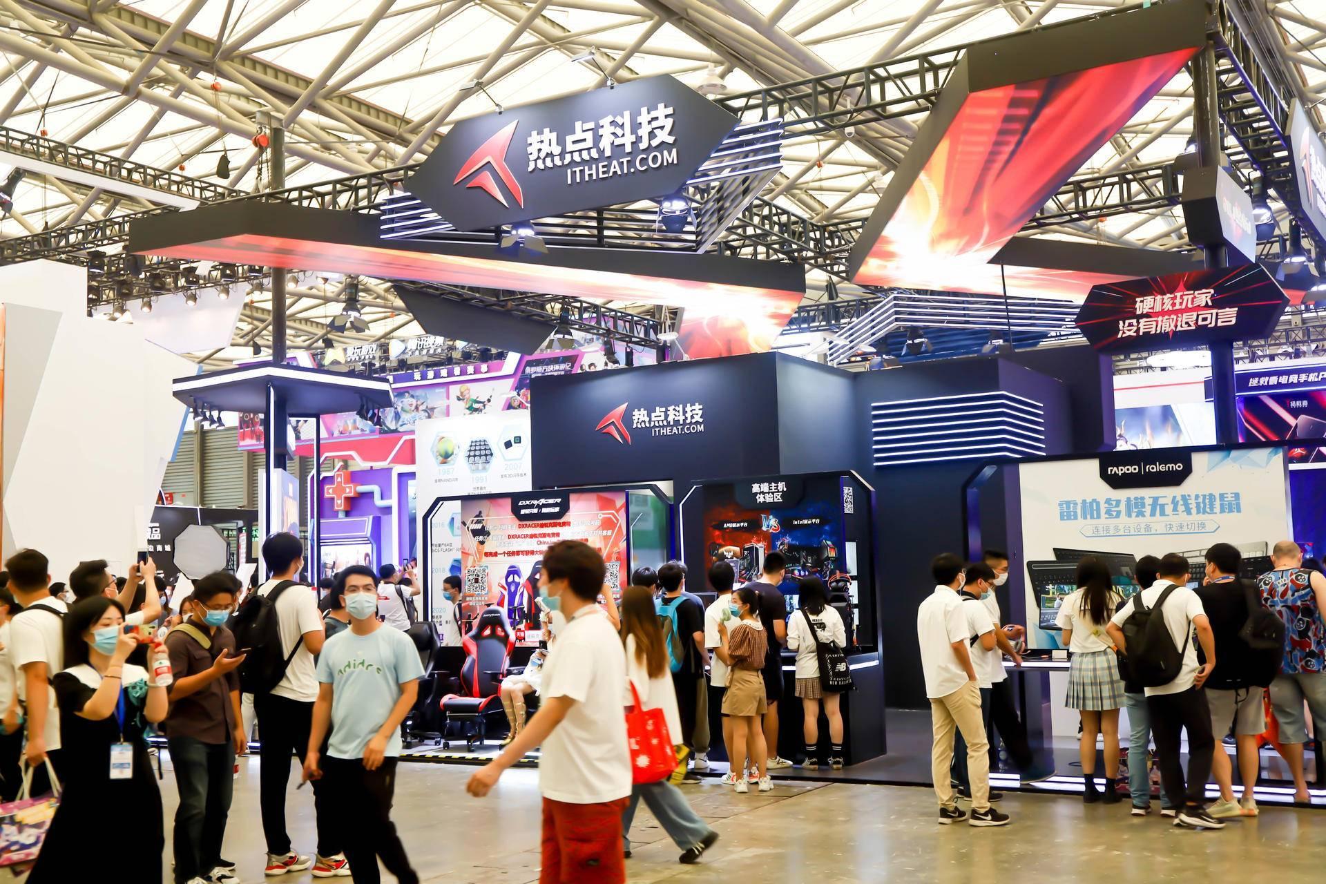 China joy2020体验联想拯救者电竞手机Pro流畅地不像实力派