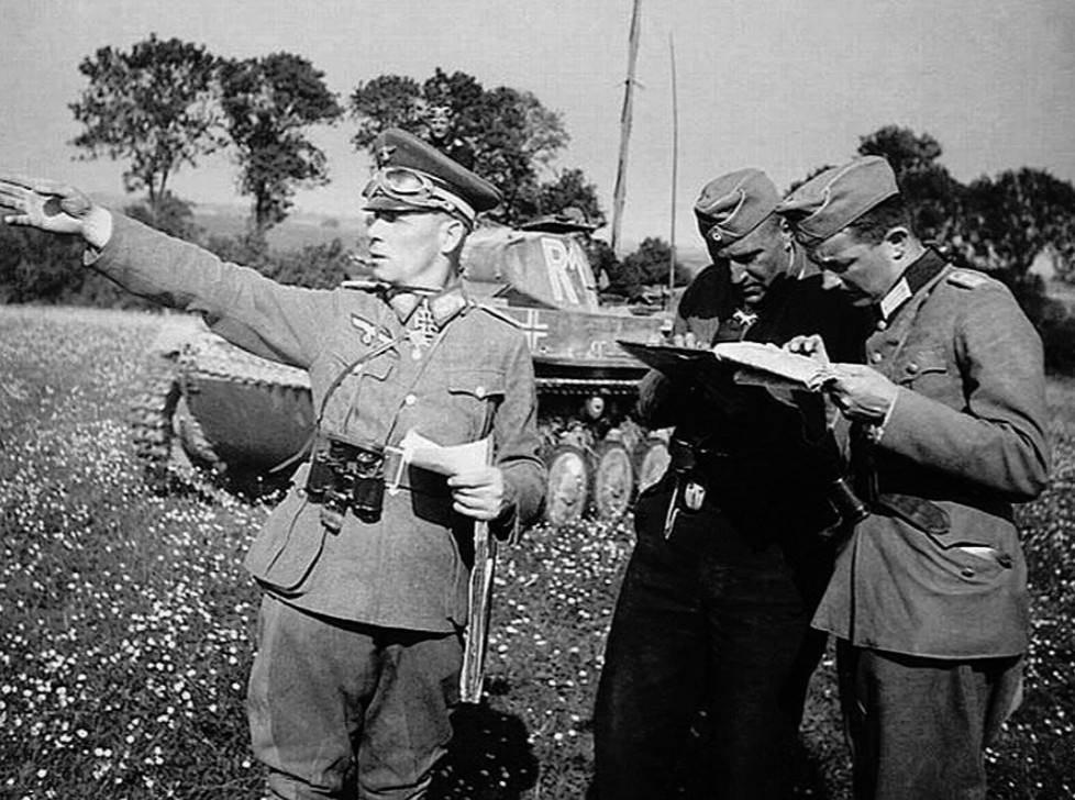 他是二战后首位被美军枪毙的德国将军,而为何这几位将军却被启用_德国新闻_德国中文网