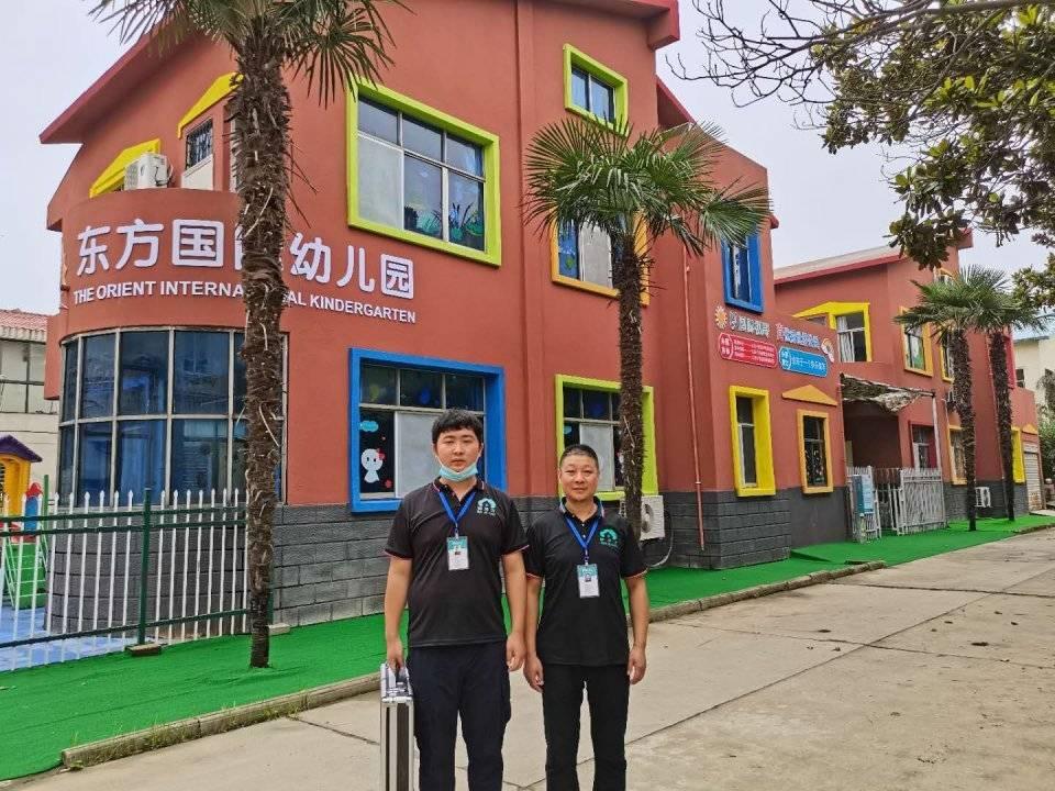 襄阳东方国际别墅园开展全屋空气治理 为孩子打造安全呼吸空间
