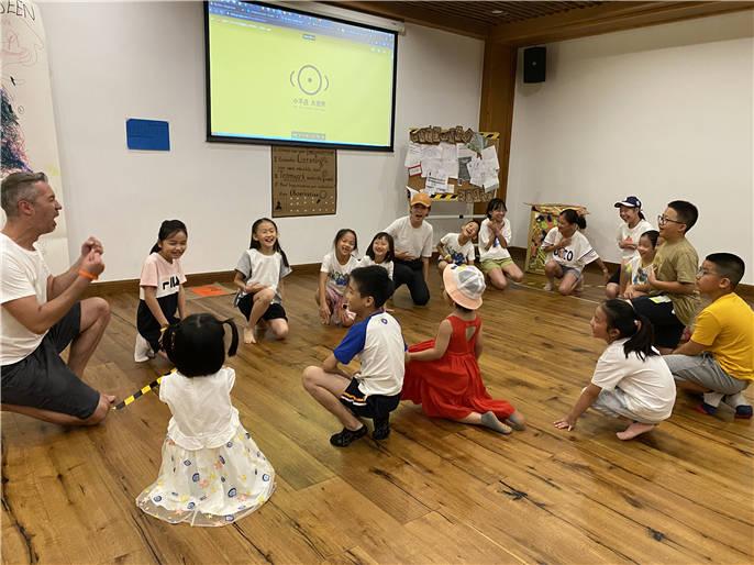 小镇看世界!乌村艺术沙龙儿童戏剧教育专场顺利举行