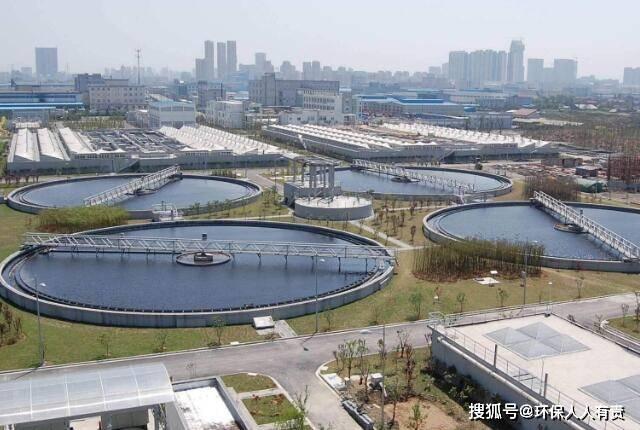 亚洲最大半地下式污水处理厂正式投运