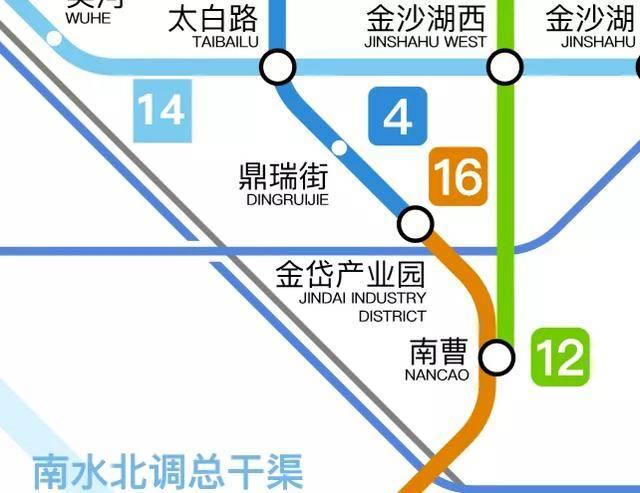 郑州地铁2050年规划图