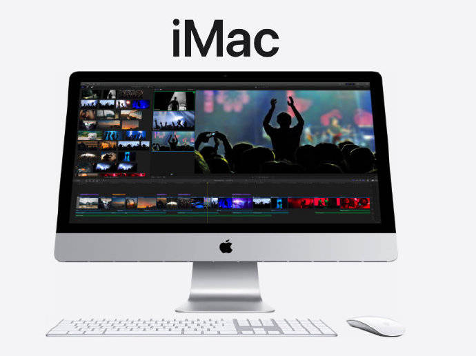 【苹果更新27寸iMac,售价¥14,399 起】