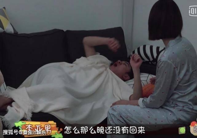 原创李亚男二胎还抱娃睡觉,婆婆出镜帮带小叔子女儿,祖蓝:想要男孩