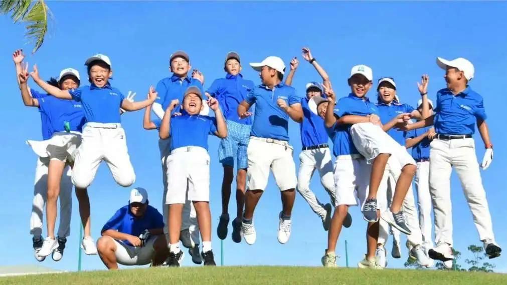 家长公开课 藤校高尔夫学子的特长升学之路