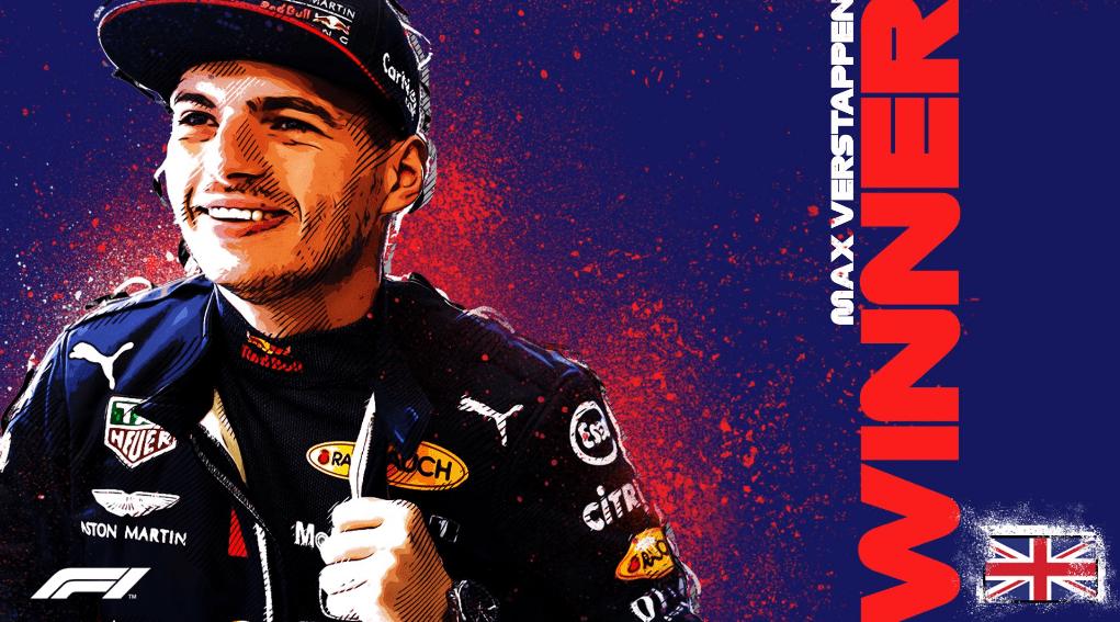 F1七十周年大奖赛维斯塔潘终结梅奔连胜 勒克莱尔第四
