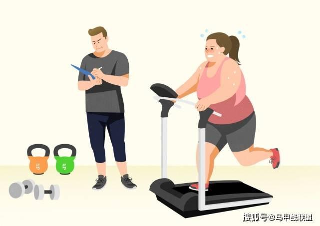 坚持运动却瘦不下来?这两个减肥错误,影响减脂效率!