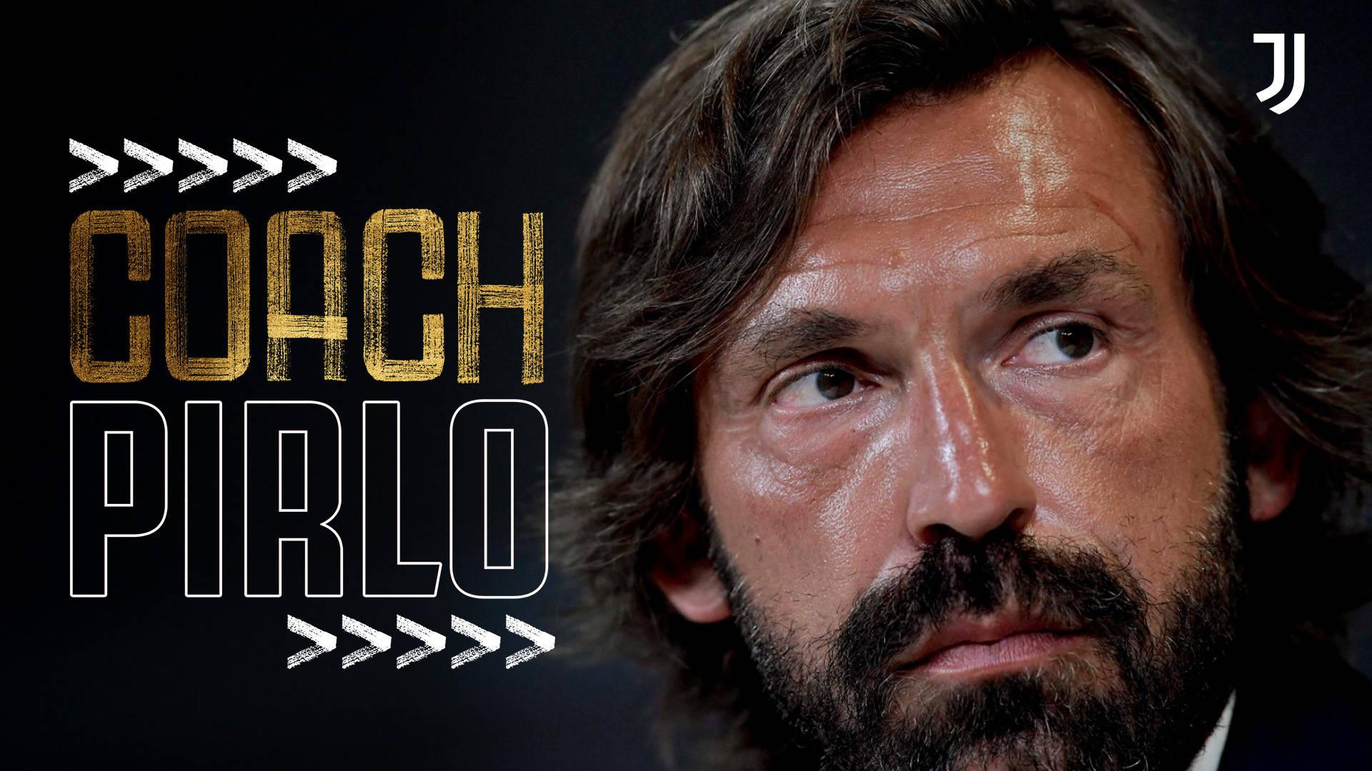 现年41岁的皮尔洛,球员生计为尤文图斯效力过
