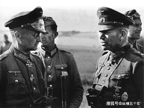二战德国元帅为何停止抵抗,放弃三十万大军,开枪自杀?