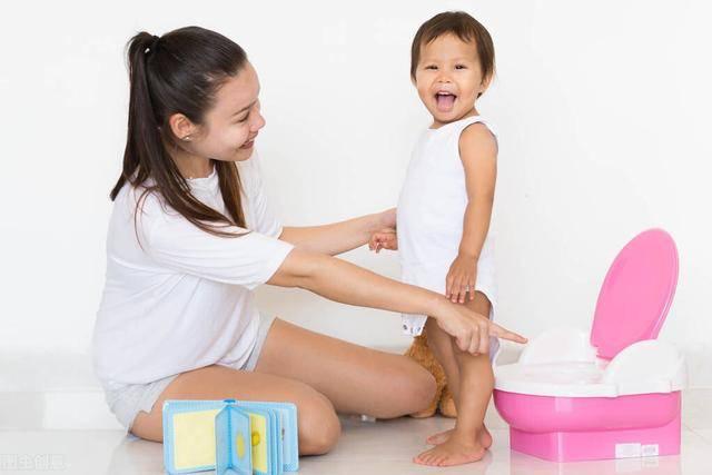 训练宝宝大小便,这个时间最好!只需简单4步!家长要知晓