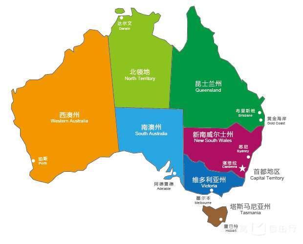 澳洲疫情最新消息实时更新:澳大利亚一州推出疫情追踪二维码