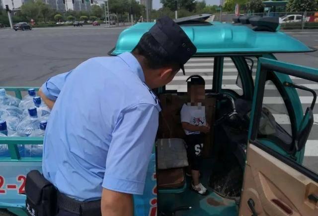 大同市巡特警支队:巡逻民警连续救助两名走失儿童