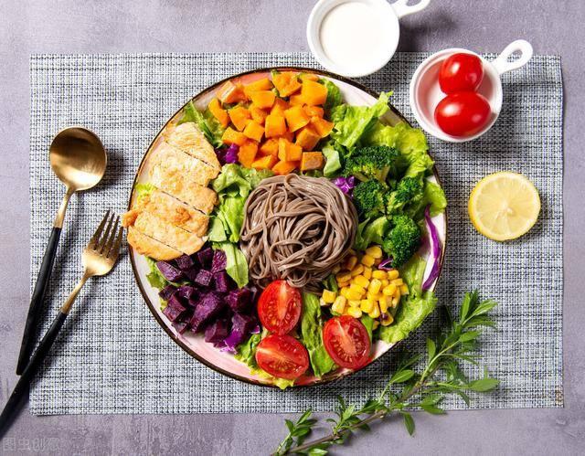 减脂餐,你吃对了吗?每天的热量摄入不能低于1200大卡