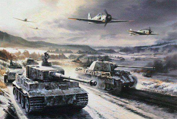 打遍欧洲的德国为何输掉第二次世界大战?_德国新闻_德国中文网