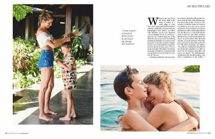 巴西超模吉娘娘的腿又美又值钱,穿比基尼度假,长腿像PS后的状态
