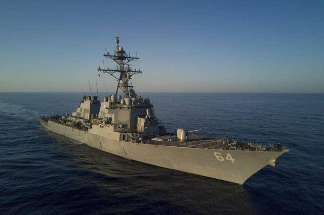 """美国军舰让英国维修升级,特朗普的""""美国优先"""",最终输给了现实_中欧新闻_欧洲中文网"""