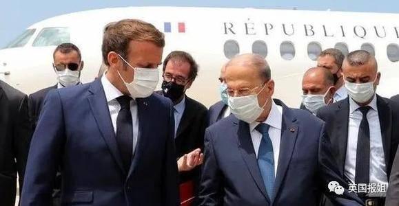 """黎巴嫩大爆炸后马克龙48小时内就来视察,原来是法国的""""亲儿子""""_中欧新闻_欧洲中文网"""